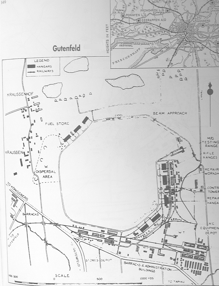 Старые схемы аэродромов